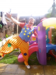 Childminding fun at Childminders in East Ardsley Buttercup Lane and Mr Tumble