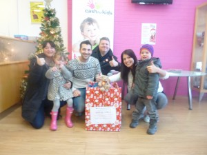 Radio Aires Mission Christmas Appeal and our donated Christmas Presents for Children